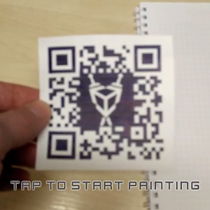 AR Painting in 3D
