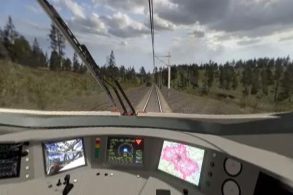 Train VR